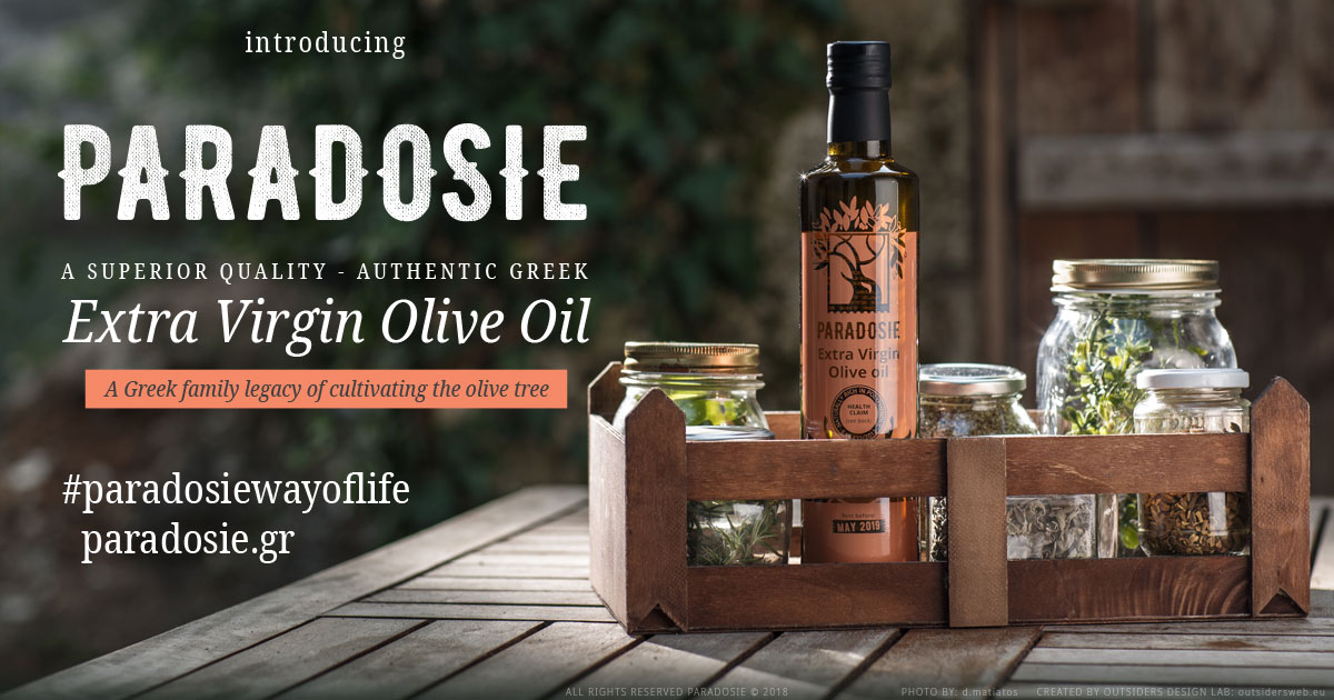 Paradosie extra virgin olive oil